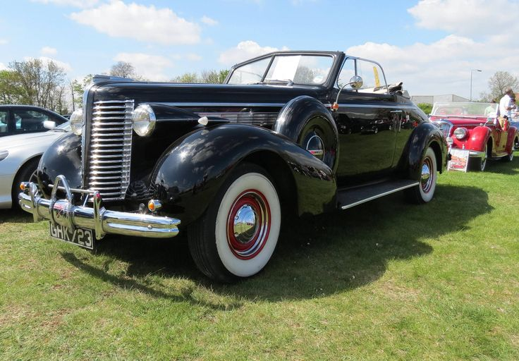 https://flic.kr/p/FYCSUY | buick_8___duxford_spring_car_show__by_sceptre63-d64wocx