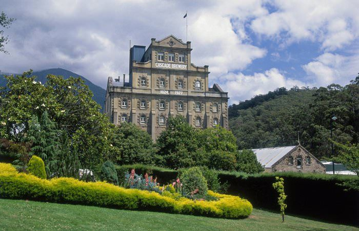 Cascade Brewery - Lonely Planet