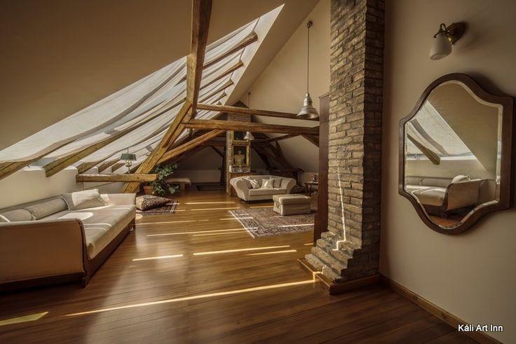 Bouitique szobák-Panorama loft - Káli Art Inn