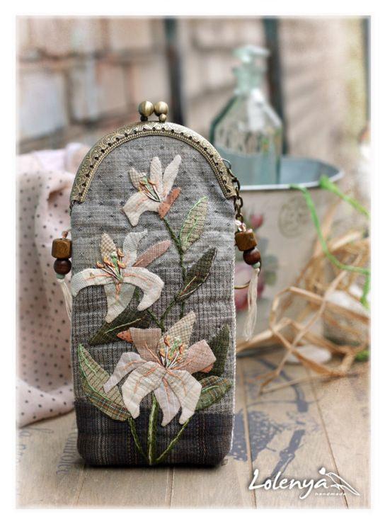 Gallery.ru / Cosmetics bag - Japanese patchwork 2 - lolenya