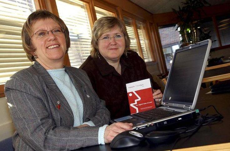 Horten bibliotek: Lesehjelp til dyslektikere - Nyheter - Gjengangeren