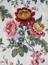 260cm SANDERSON Hykenham Vintage Shabby Chic Linen Union Upholstery Fabric