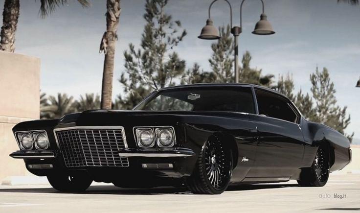 Buick Riviera Classic 1972