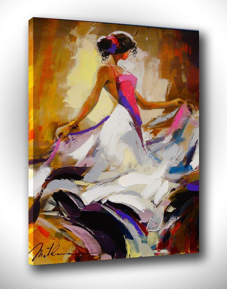 tableau peinture a l\'huile moderne