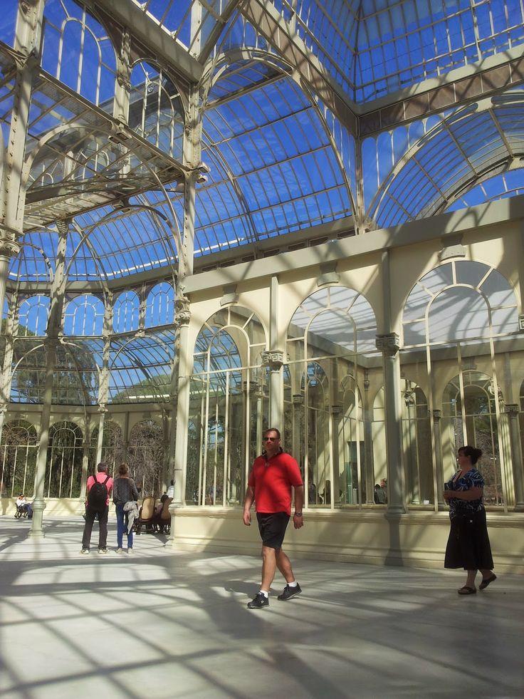 Exposición Splendide Hotel Palacio de Cristal Dominique González Foerster