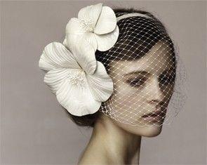 vintage hats | Vintage Wedding Hat For the Hat Lover
