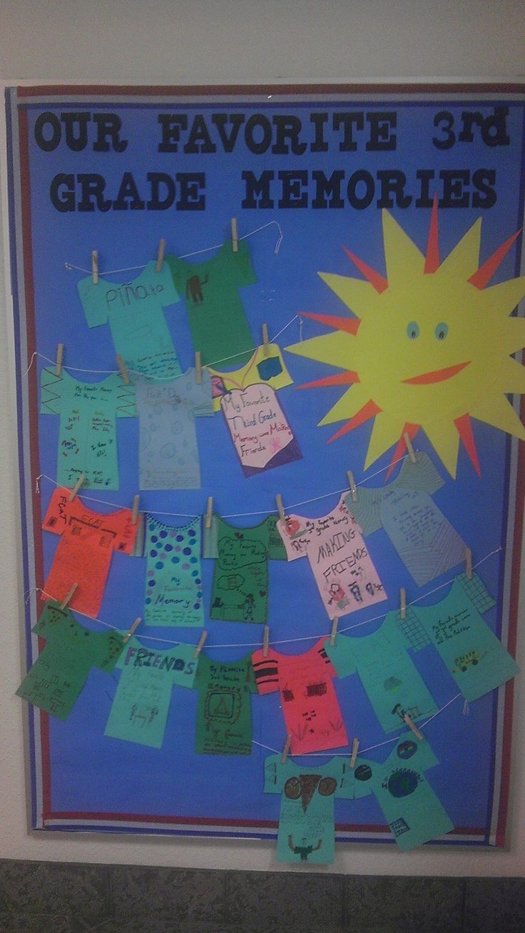 June Classroom Ideas : Best images about may june july bulletin boards on