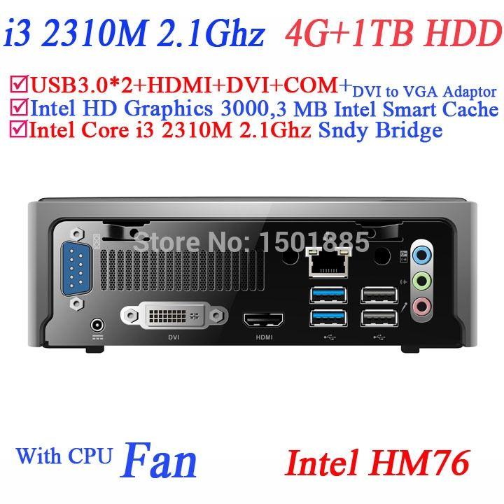 (485.00$)  Buy here  - 2015 new product mini pc windows xp,micro computer mini pc with Intel Core i3 2310M 2.1Ghz 4G RAM 1TB HDD