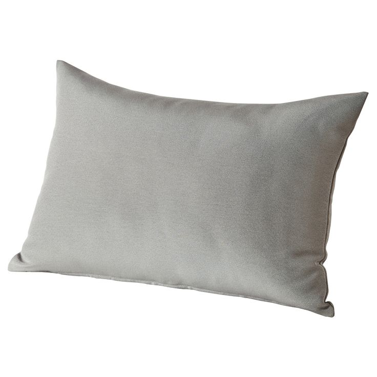 Broyhill Sofa IKEA H LL Back cushion outdoor Grey cm You can add extra fort to your garden sofa or chair by using this cushion as a lumbar support or armrest