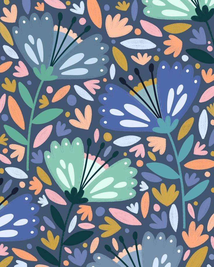 Here S A Happy Friday Pattern Illustrate