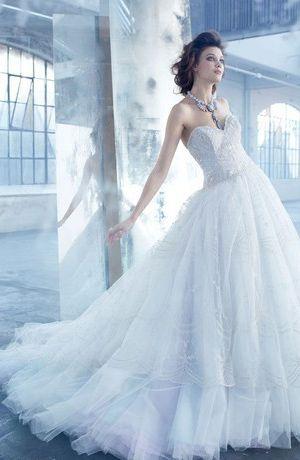 379 best Wedding Dresses images on Pinterest | Homecoming dresses ...