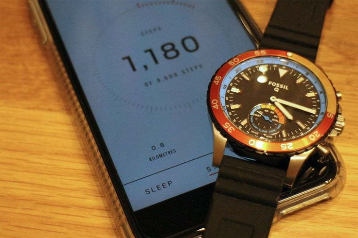 New Fossil Smartwatch, Bearing Model Number DW5A, Passes Through FCC