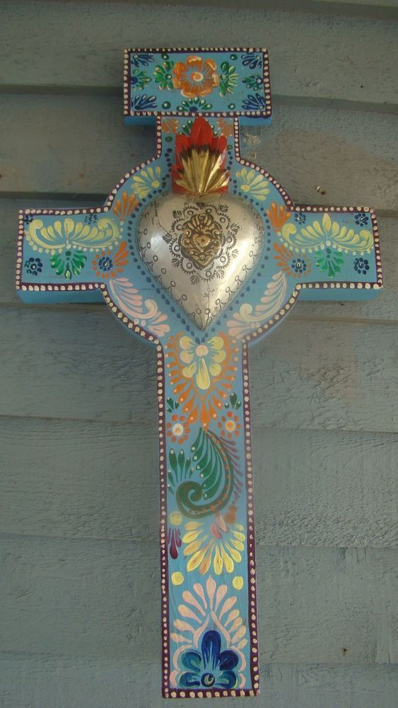 657 Best Images About Mexican Crosses On Pinterest