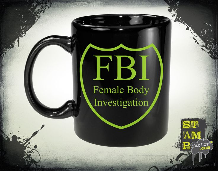 FBI Agent (Cyber Green) 2014 Collection - © stampfactor.com *MUG PREVIEW*