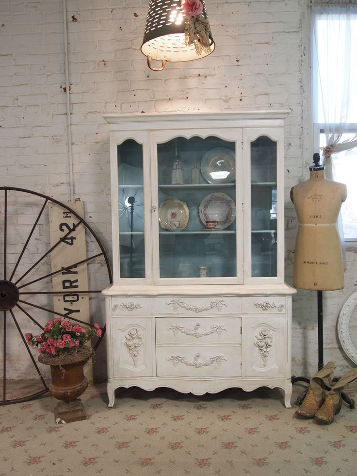 116 best china cabinet images on Pinterest Woodwork, Beautiful - shabby bad