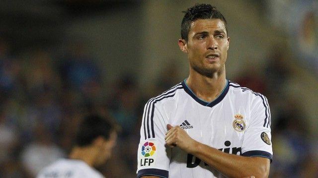 Portuguese football player, Cristiano Ronaldo