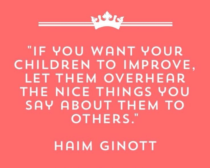 Parenting... Help child improove.... Pinner said: My success with teaching simply follows this one statement.
