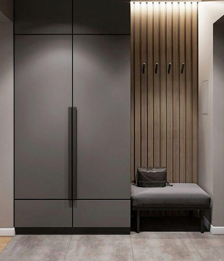 Designandlive Instagram Shallash Designed Solution Designer Interior Amazing Storage Storing St Wardrobe Design Bedroom Foyer Design Hallway Designs