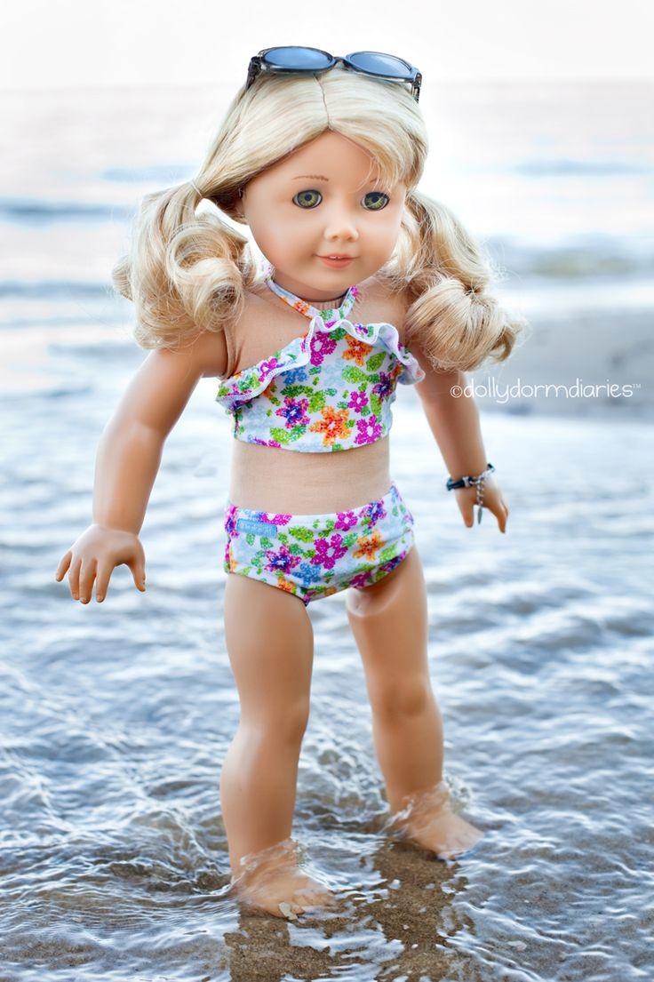 130 best american girl doll swimwear bikini images on Pinterest