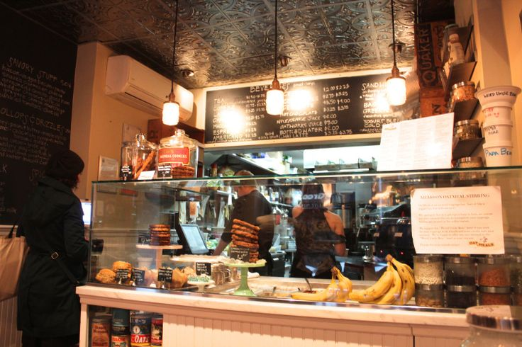 Oatmeals, NYC, Greenwich Village