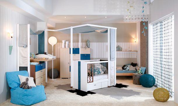 BIO CHIC styled room for children - unisex