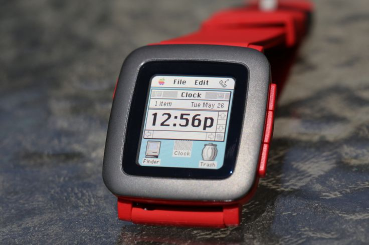 Smartwatch firm Pebble lays off 25% of its staff | TechCrunch
