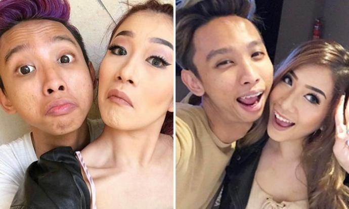 Ah Boys To Men actor and YouTube star break up in vulgar, dramatic exchange on social media