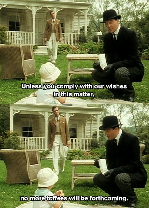 Jeeves' negotiation tactics
