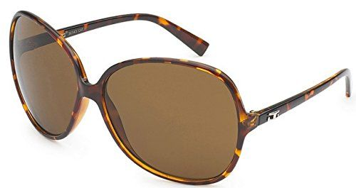 CG Eyewear Designer Vintage Oversized Women's Sunglasses (Tortoise Oversized)