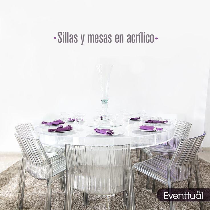Somos líderes en el mercado con este tipo de mobiliario para eventos especiales. Las mesas por ejemplo cuentan con luz de neon interna. Si quieres más información escríbenos un mensaje por inbox con tus datos de contacto.