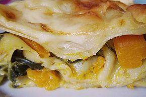 Vegetarische Kürbis - Mangold - Lasagne, ein sehr leckeres Rezept aus der Kategorie Gemüse. Bewertungen: 107. Durchschnitt: Ø 4,5.