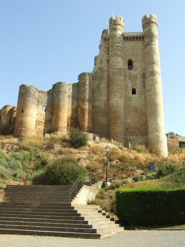 Castillo- Valencia de Don Juan,  León  Spain