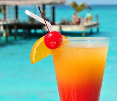 A list of drinks I'll be ordering when I go to Cancun!