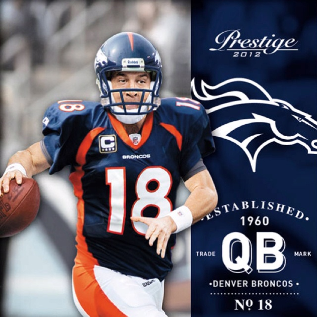 Peyton Manning To The Broncos! SUPER BOWL OR BUST