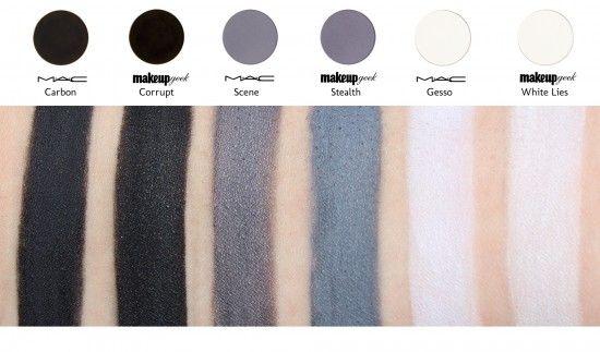 The List of MAC Dupes for Makeup Geek Eyeshadows – Makeup Geek