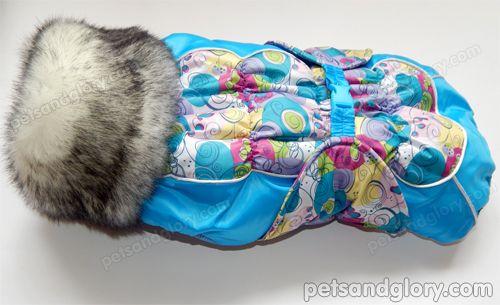 зимний жилет для собак