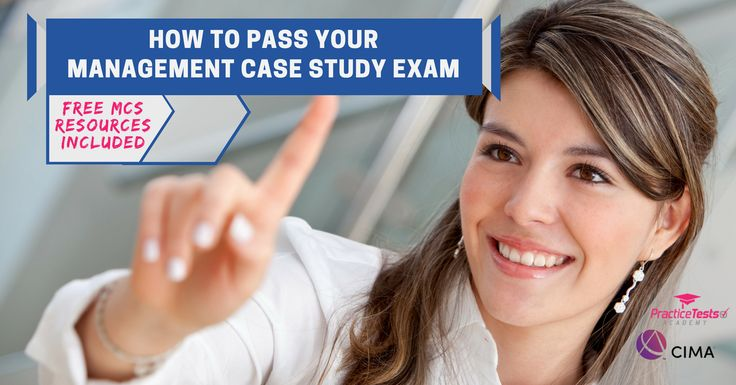 How to Pass Your Management Case Study Exam [FREE CIMA study resources included]. CIMA has taken a totally different approach towards Case Studies (CS) as opposed to the Objective Tests (OT) papers. I assume you know the differences since you are reading this article, but just to cover everything, let me just quickly give you an overview of how the exam is structured and what does it consist of. #CIMA #CIMAstudent #Acccounting #CIMAtips