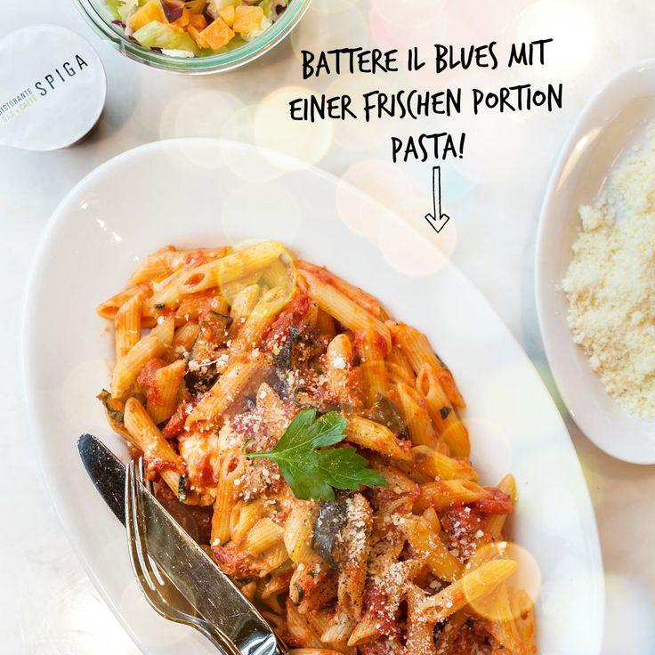Oh Bambini, es ist Winter da draussen! Wir wärmen uns heute mit einer grossen Portion frischer Pasta. #pastalovers