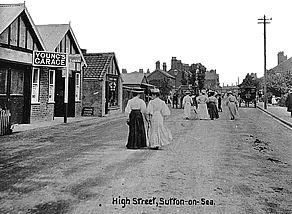 Sutton on Sea High Street