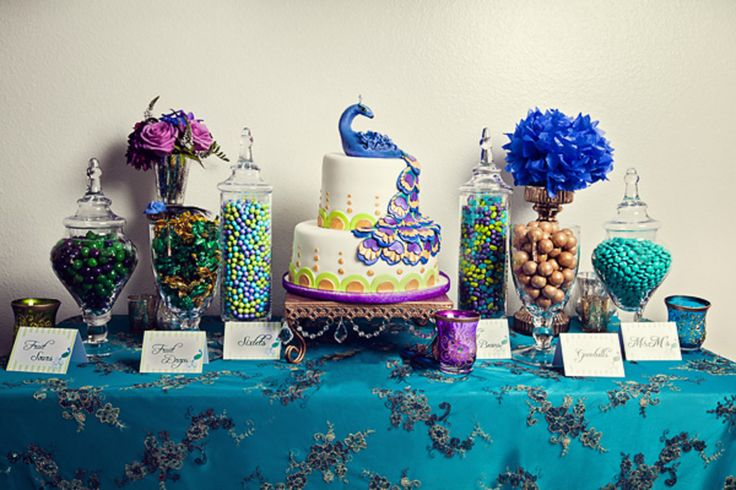 Pretty as a Peacock Baby Shower - Candee by Sandee photo White Rabbit Photo Boutique