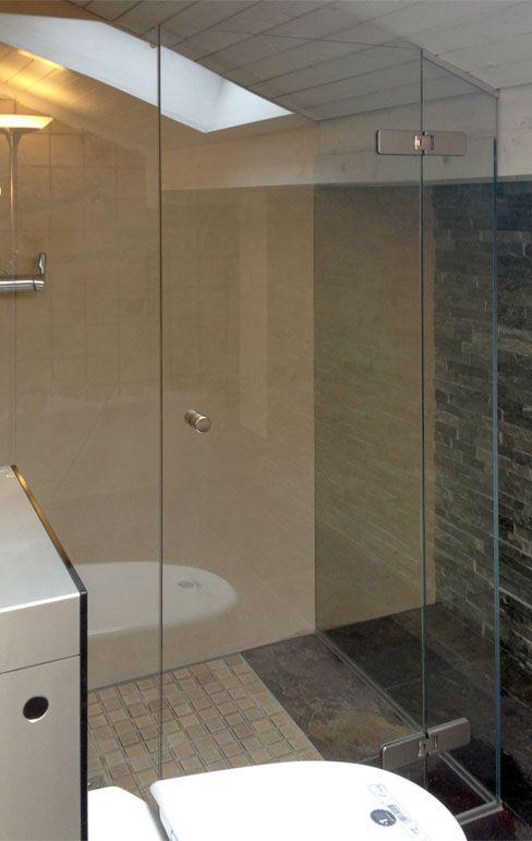 Die Besten 25+ Duschkabinen Aus Glas Ideen Auf Pinterest   Badezimmer  Dusche Ideen