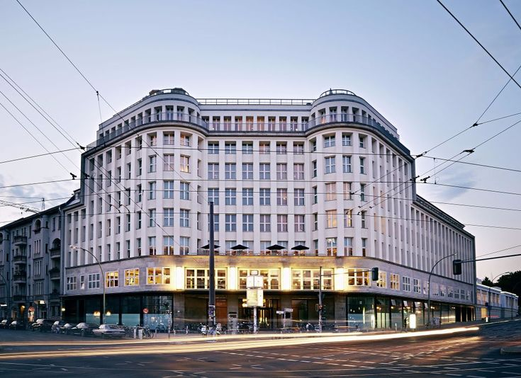 Joanna Greaves on Prenzlauer Allee's multi-layered past… on Slow Travel Berlin