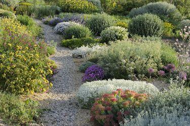 les 25 meilleures idees concernant jardin sec sur With amenagement jardin exterieur mediterraneen 13 les 25 meilleures idees concernant plantes retombantes sur