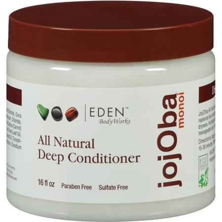 EDEN BodyWorks JojOba Monoi All Natural Deep Conditioner, $9.47.