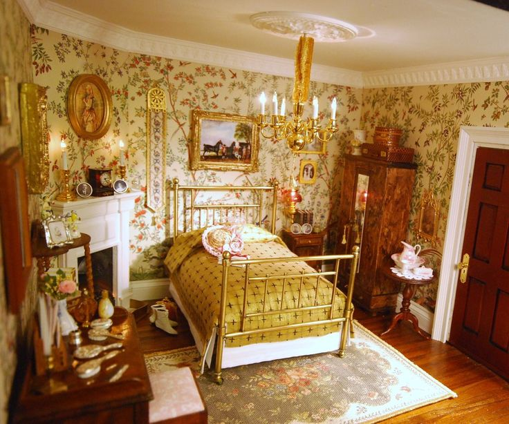 Lady Alesón's Bedroom - Jose Aleson
