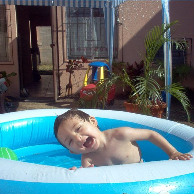 Keep a Kiddie Pool Clean Without Using Chlorine