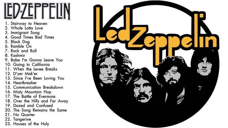 Led zeppelin led zeppelin greatest hits the best of led