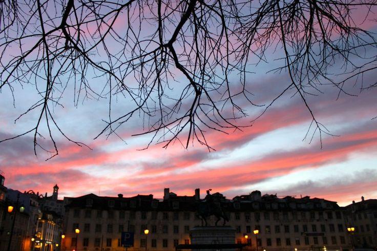 #PracaDaFigueria Postcards from Lisbon | postcardsfromanywhere