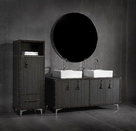 Luggage Inspired Furniture