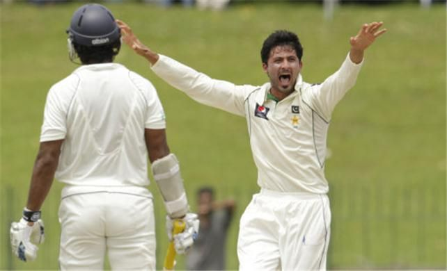Injured Junaid Not Playing 2nd Test against South Africa  Watch Live Cricket Pakistan vs South Africa 2nd Test Match on http://pakglob.com
